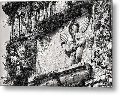 This Is The Philippines No.56 - St. Francis De Assisi Church Metal Print by Paul W Sharpe Aka Wizard of Wonders