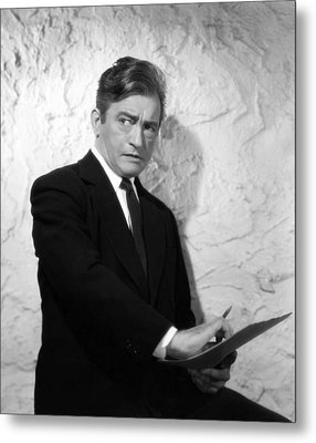 This Love Of Ours, Claude Rains, 1945 Metal Print by Everett