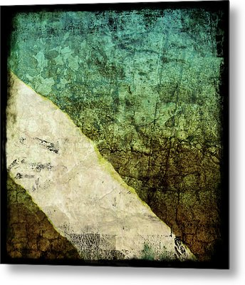 Three Moods Of Modern II Metal Print