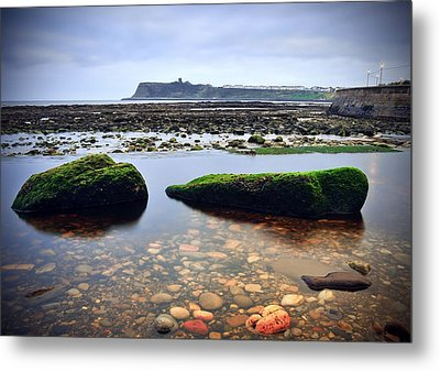 Tide Out Metal Print by Svetlana Sewell