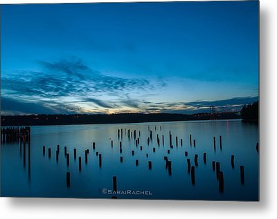 Tiltow Beach Metal Print by Sarai Rachel