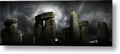 Timeless Great Stones Metal Print