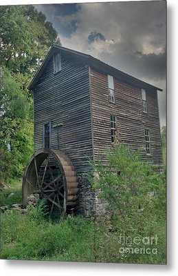 Metal Print featuring the photograph Times Forgotten by Janice Spivey