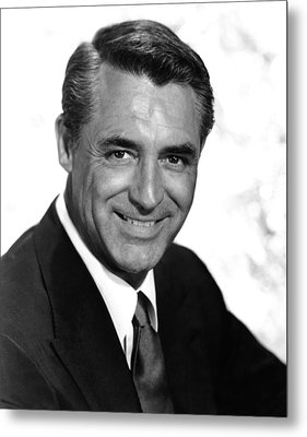 To Catch A Thief, Cary Grant, 1955 Metal Print by Everett