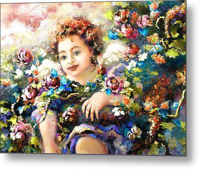 To Mom-john Metal Print