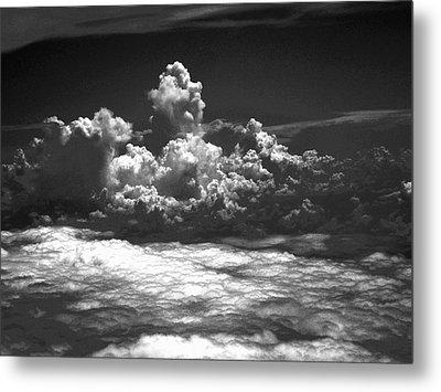 Totem Cloud Metal Print