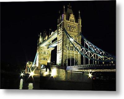 Tower Bridge Metal Print by Dawid Jaron