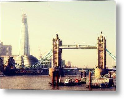 Tower Bridge Metal Print by Eva Millan Photography