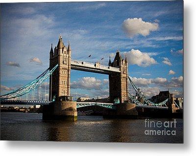 Tower Bridge Metal Print by Steven Gray