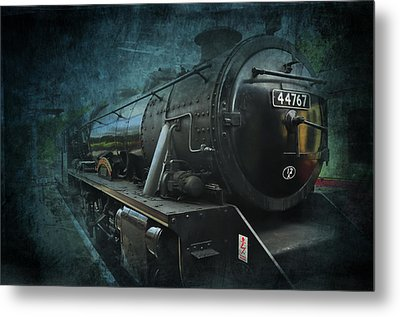 Train Metal Print by Svetlana Sewell