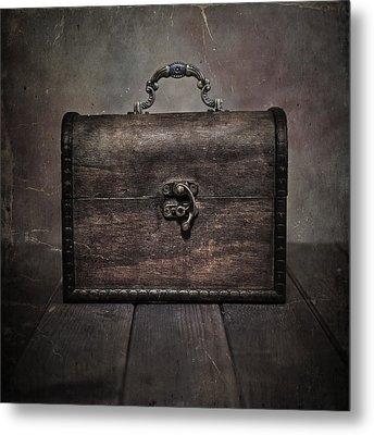 Treasure Metal Print by Joana Kruse