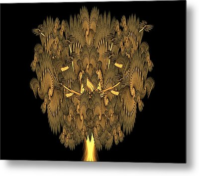 Tree Of Life Metal Print by Ricky Kendall