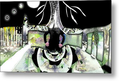 Metal Print featuring the photograph Tree Of Life by Rc Rcd