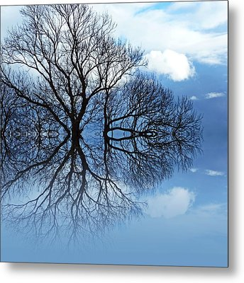 Tree Of Life Metal Print by Sharon Lisa Clarke
