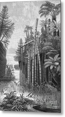 Triassic Period Metal Print by Science Source