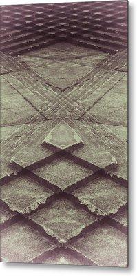 Trip Metal Print by Tom Bush IV