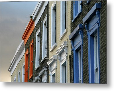Trois Couleurs Camden Metal Print by Michael Reeve