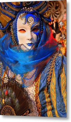 Metal Print featuring the photograph True Colours by Graham Hawcroft pixsellpix
