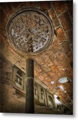 Under The Bridge Metal Print by Russell Styles