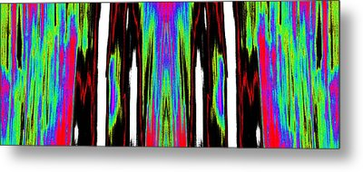 Undisturbed Metal Print by Danny Lally