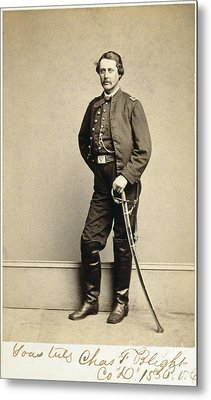 Union Soldier, 1860s Metal Print by Granger