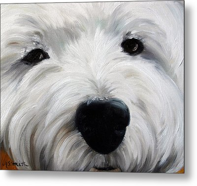 Up Close And Personal II Metal Print by Mary Sparrow