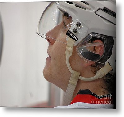 Metal Print featuring the photograph Up Close With #88 by Melissa Goodrich