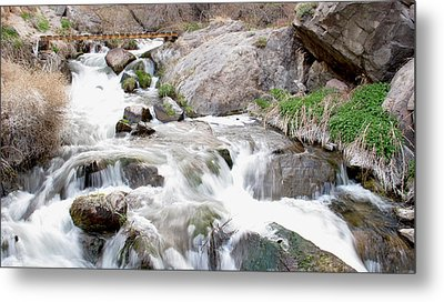 Upper Owens Metal Print by Kirk Williams