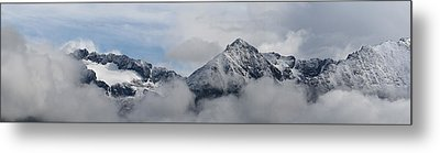 Metal Print featuring the photograph Ushuaia  by Andrei Fried