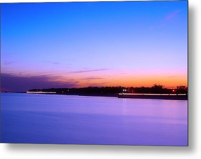Metal Print featuring the photograph Velvet At Dusk by Brian Wright