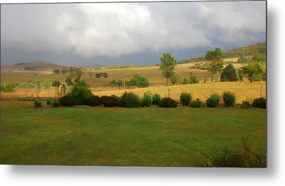 View From Verandah 1 Metal Print