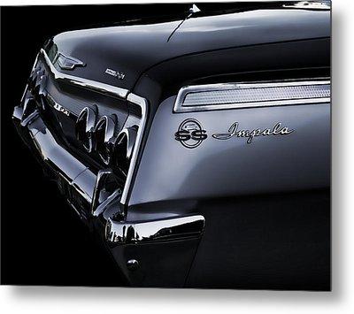 Vintage '62 Impala Ss Metal Print