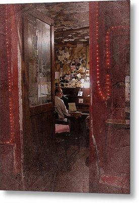 Vintage Paris 2 Metal Print by Richard Cummings