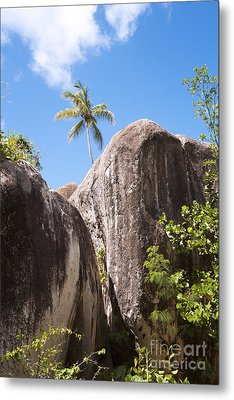 Metal Print featuring the photograph Virgin Gorda by Leslie Leda