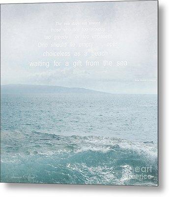 Waiola Water Of Life Metal Print by Sharon Mau