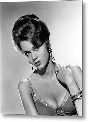 Walk On The Wild Side, Jane Fonda, 1962 Metal Print by Everett