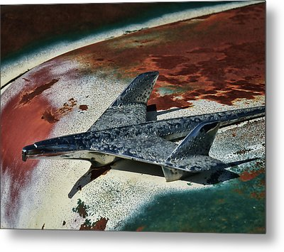 War Bird Metal Print