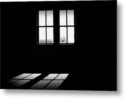 Was A Simple Life Metal Print by Shirley Sirois