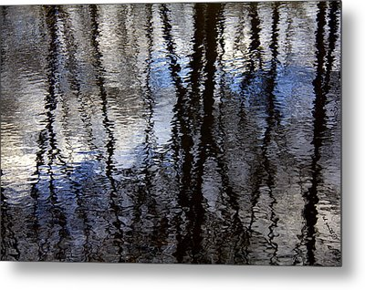 Water Color Metal Print by Ed Smith
