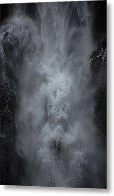 Water  Metal Print by Jonah  Anderson