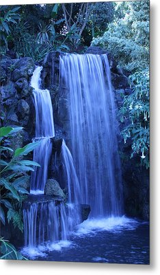 Waterfall Number 1 Metal Print