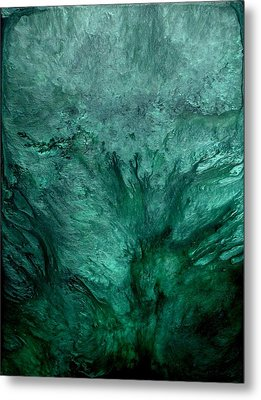 Waterworld Metal Print