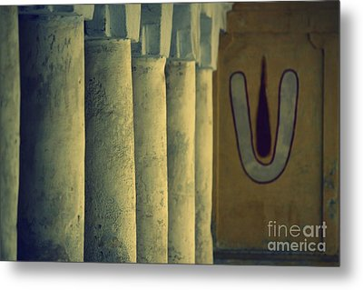 Way To God Metal Print by Vishakha Bhagat