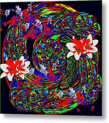 Welcome To Paradise  Metal Print by Rod Saavedra-Ferrere