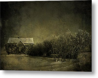 Well Come In Metal Print by Empty Wall