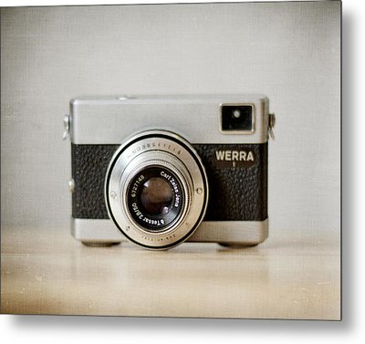 Werra Metal Print by Violet Gray