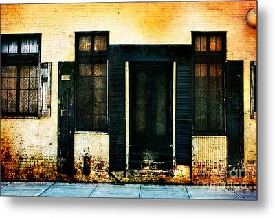 Westfield  Metal Print by HD Connelly