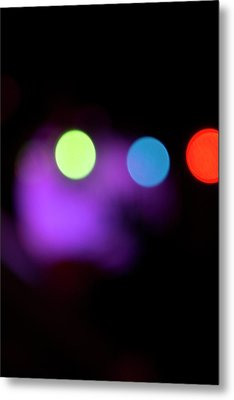 What Do You See 1 Metal Print by Melissa  Hardiman