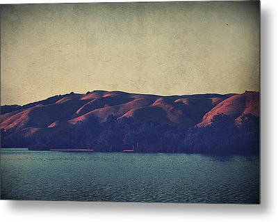 What The Shadows Hide Metal Print by Laurie Search