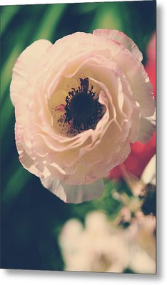 When Love Was Fresh And New Metal Print